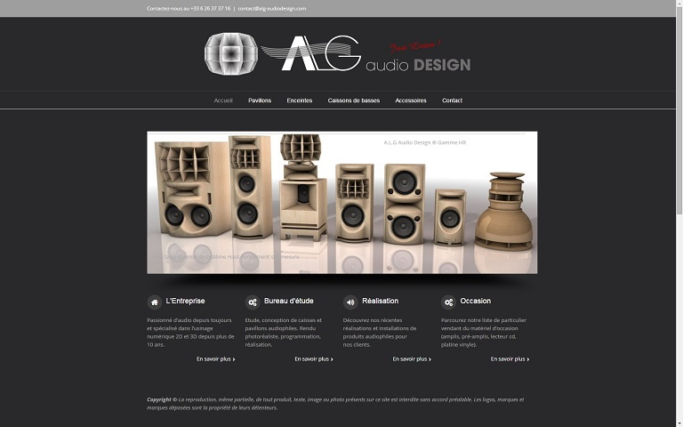 ALG Audio Design