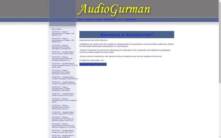 AudioGurman